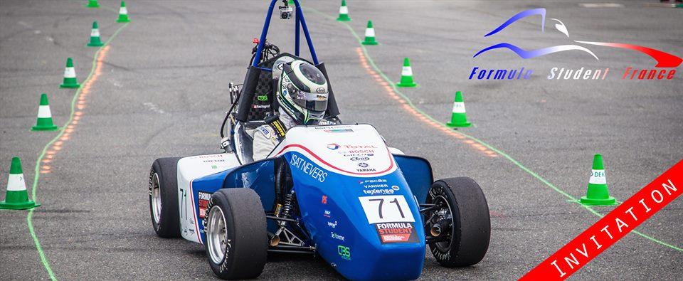 Présentation des équipes françaises du Formula Student