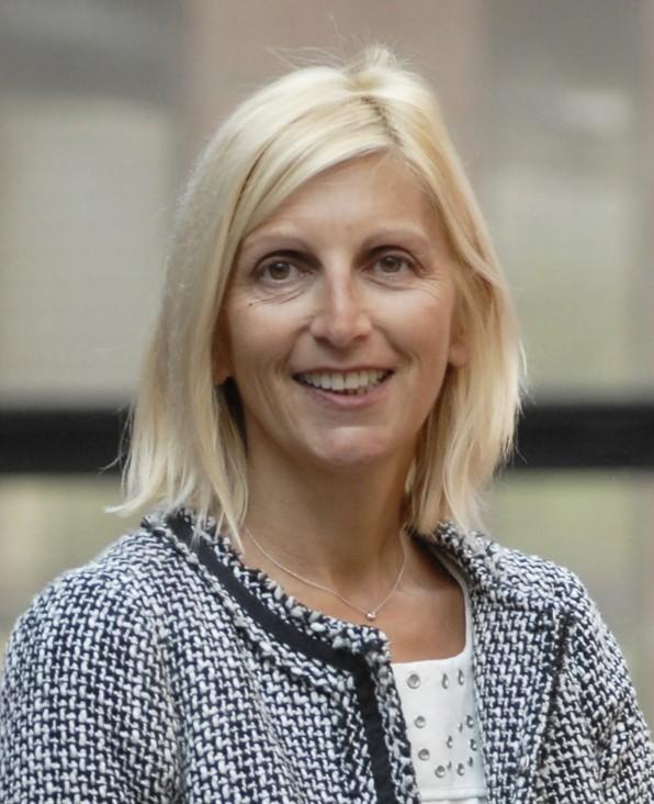 Isabelle Barth, directrice générale de l'EM Strasbourg
