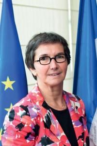 Valérie Fourneyron, ministre des Sports, de la Jeunesse, de l'Education populaire et de la Vie associative,