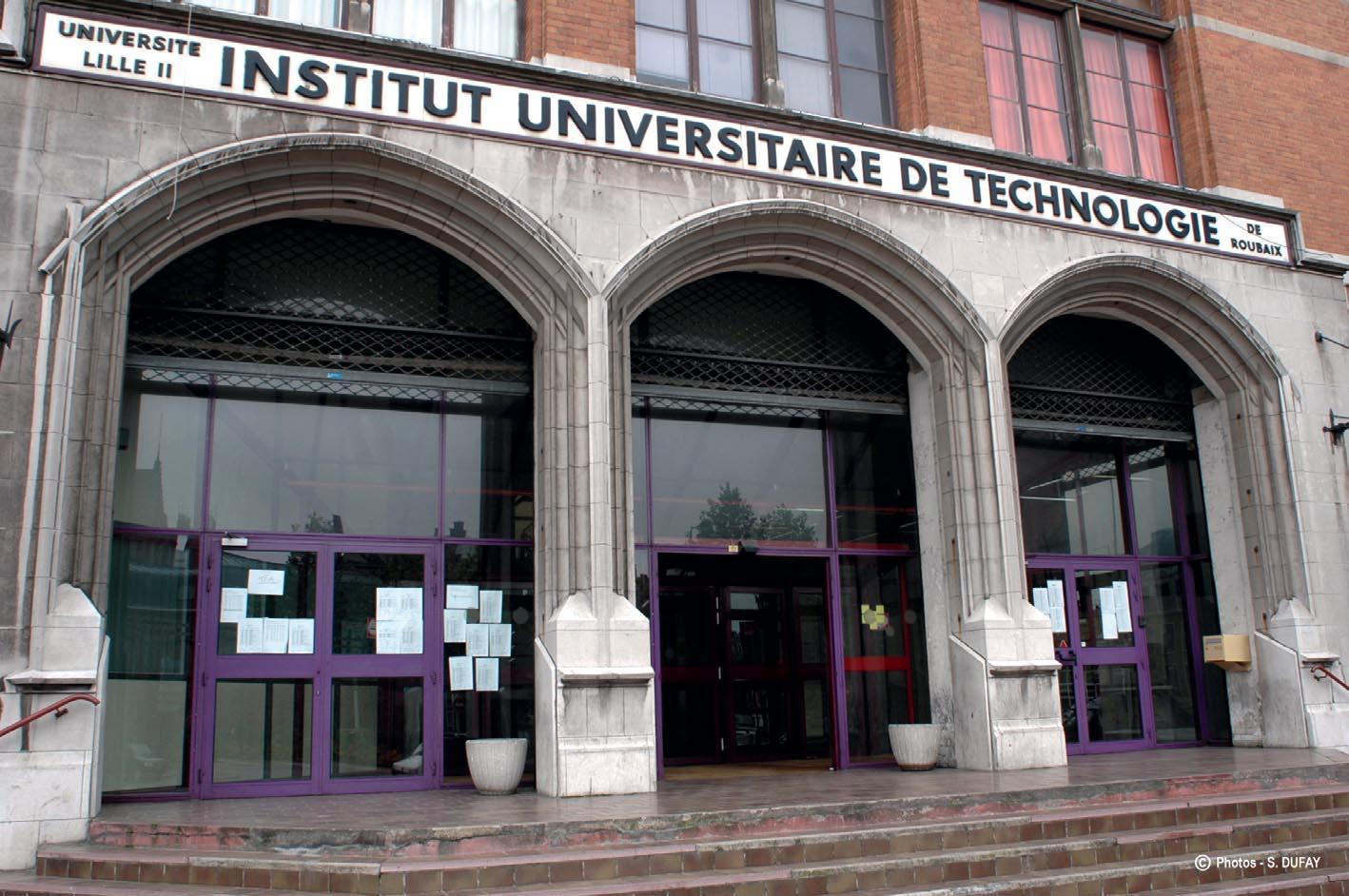 L'IUT de Lille 2, familial mais innovant