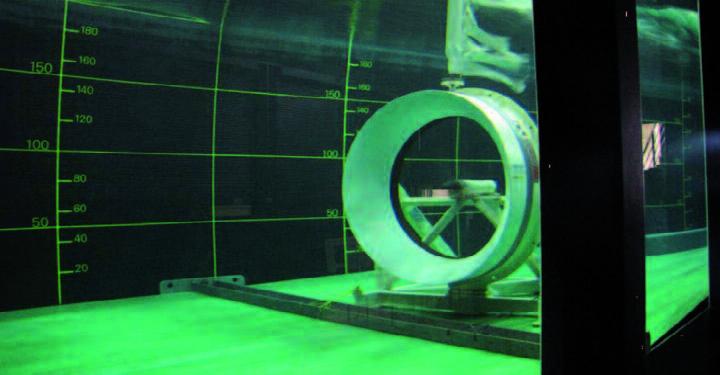 L'École navale, à la recherche de solutions pour les futures hydroliennes