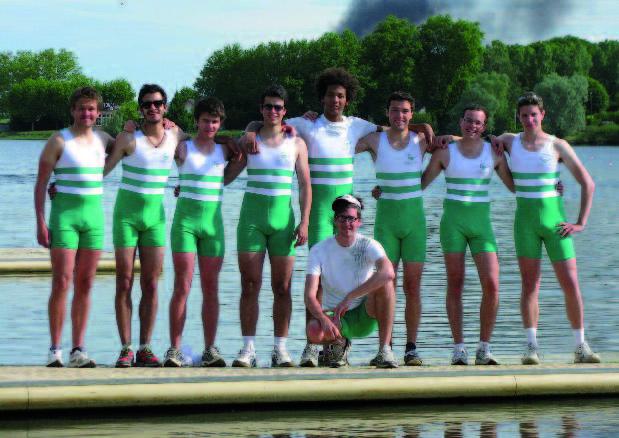 L'aviron à l'Ecole Centrale Paris : l'histoire d'une passion