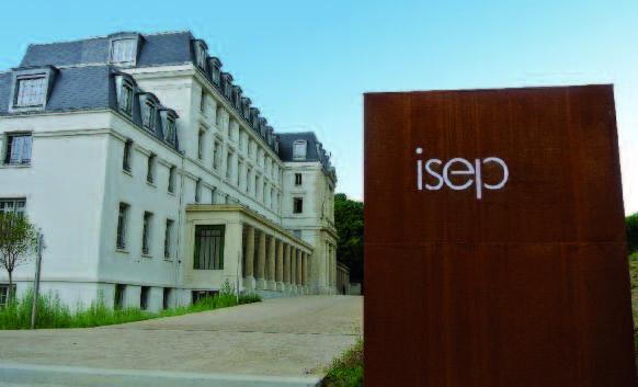 L'ISEP, c'est 60 ans de formation