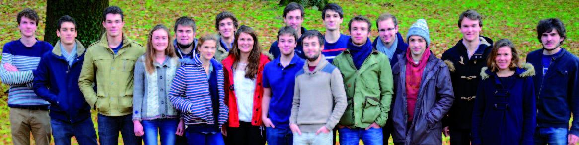 Cap au large avec le Team Voile Centrale Nantes !