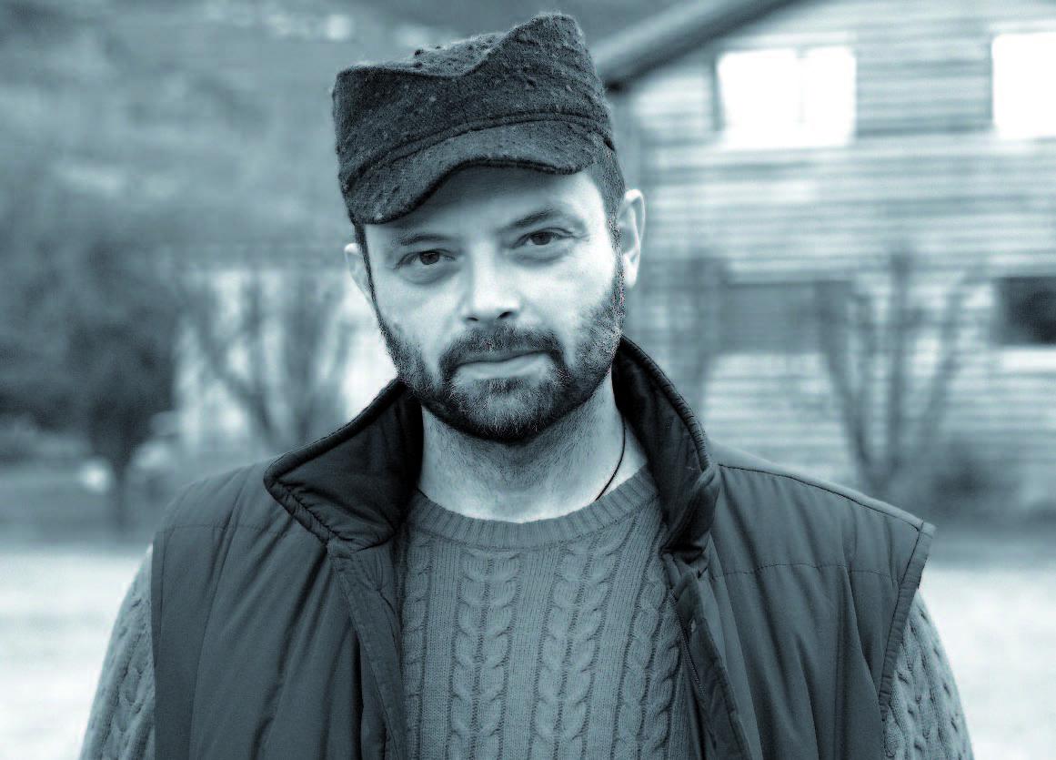Rencontre avec Slobodan Despot, lauréat du Prix littéraire ENS Cachan 2015