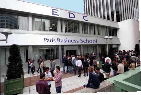 ECOLE DES CADRES, une formation au coeur du monde de l'entreprise