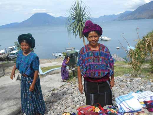Les Mayas d'hier et d'aujourd'hui