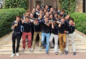 L'équipe 2015 Forum ETP