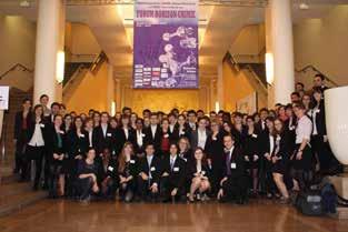 Industriels et étudiants se retrouvent à la 29e édition du Forum Horizon Chimie