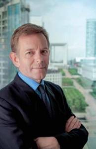 Lionel Rivière (ESC Amiens 86), directeur de l'Immobilier et de la Logistique de RTE