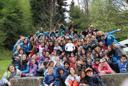 Vive Les Vacances ! : 23 ans d'aide aux enfants défavorisés de Lille et Roubaix