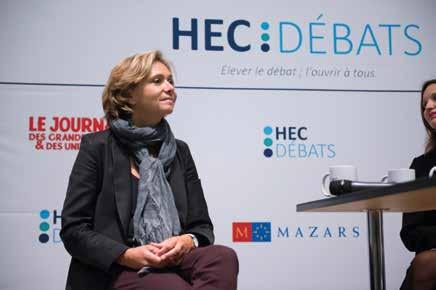 Au coeur d'HEC Débats, l'association qui organise des conférences sur le campus d'HEC Paris
