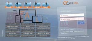 Les modules de la première version de PEPAL