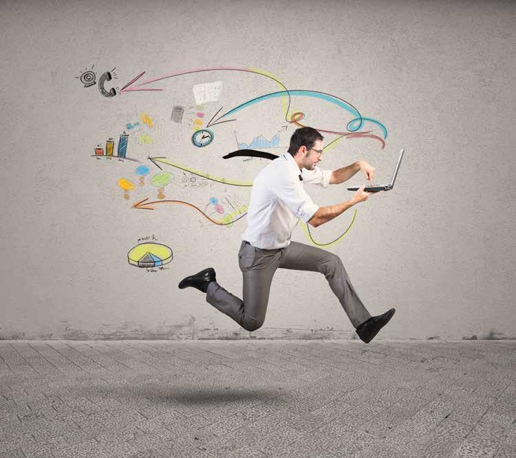 Le directeur digital, leader de la transformation de l'entreprise