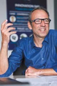 Christophe Alié (ESIEA 90), CIO de Kiabi
