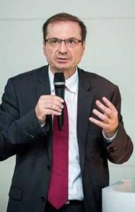 Loïck Roche, directeur de Grenoble Ecole de Management © Pierre Jayet - Prisme