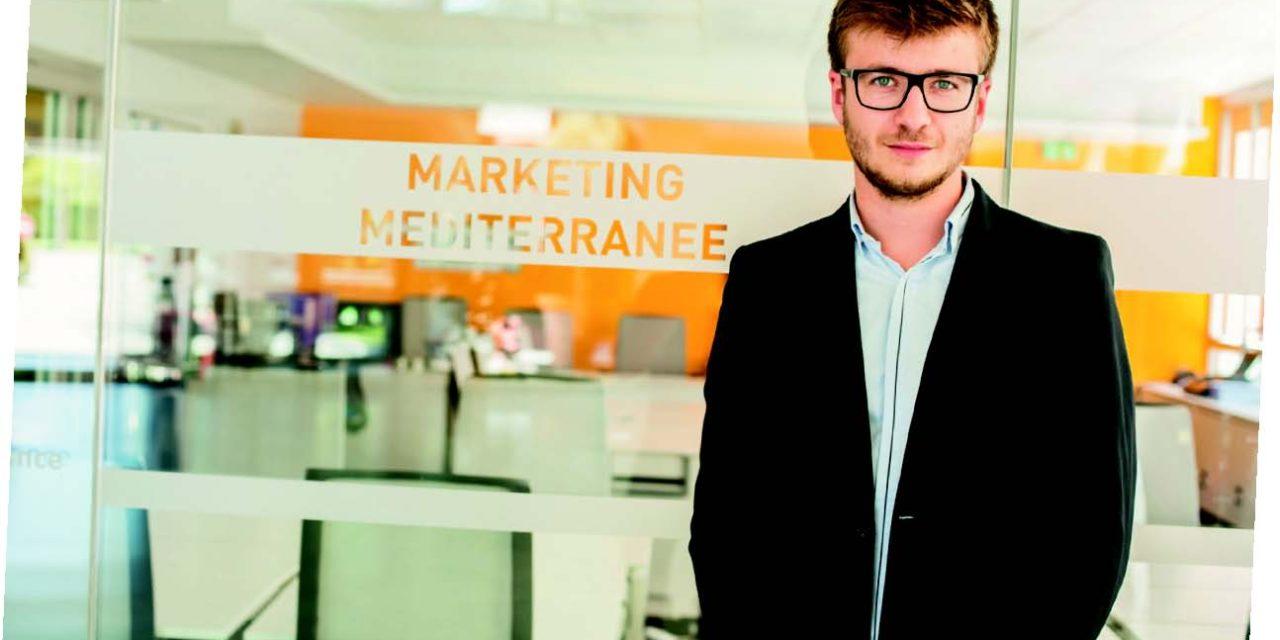 A la tête de la Junior-Entreprise la plus titrée d'Europe