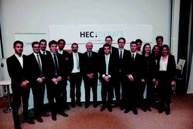 HEC Débats : bilan d'une année de renouveau
