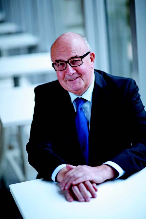 Un recordman de France et d'Europe à la tête de l'EDHEC Business School