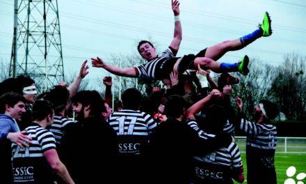 ESSEC Rugby Team le sport et la vie