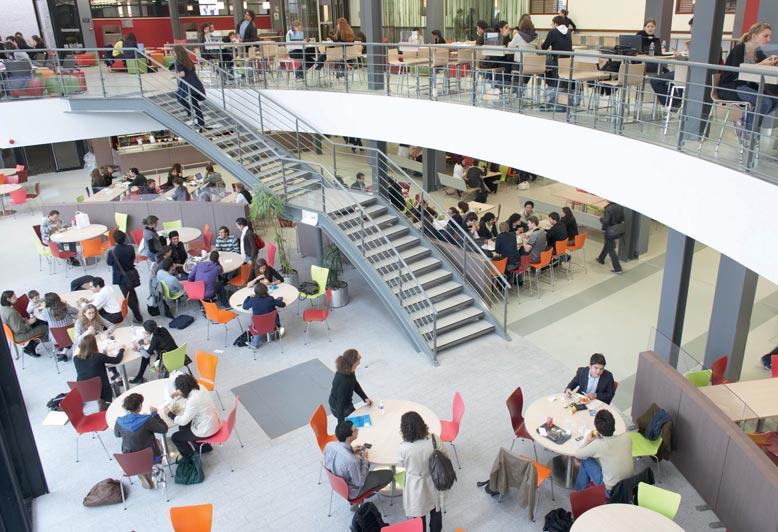 L'ESSEC : La grande école de la diversité
