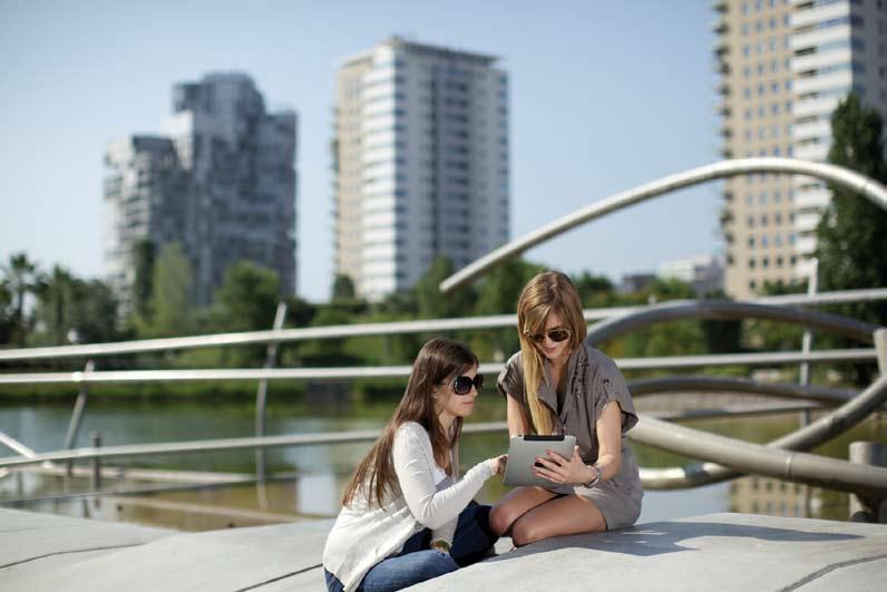 Groupe ESCT – Barcelone, un campus dans une ville d'avenir