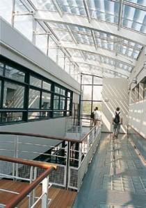 « Le campus de l'INSA Lyon »