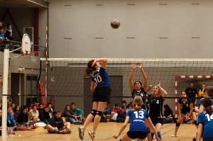 Finale de volley féminin