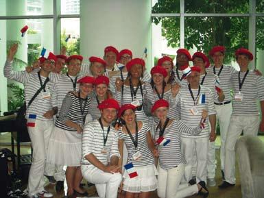 Programme SIFE 2011-2012 : des étudiants entrepreneurs au service de la société