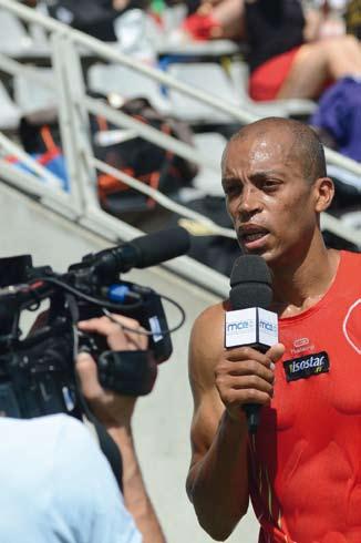 Stéphane Diagana : « La pratique sportive est un élément clé de la formation de l'étudiant »