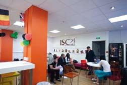 Les 50 ans de l'ISC