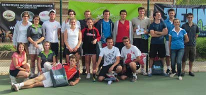 2e édition de la Students Tennis Cup