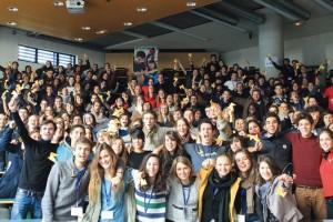 Des étudiants et des professionnels engagés dans ENACTUS