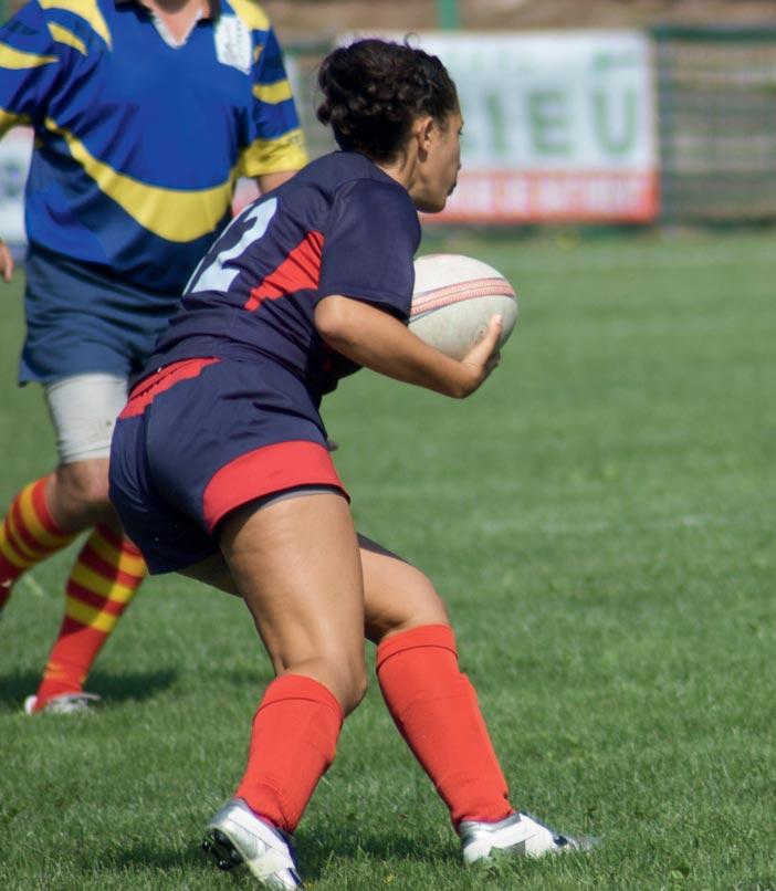 Rugby féminin, plaquer les idées reçues !