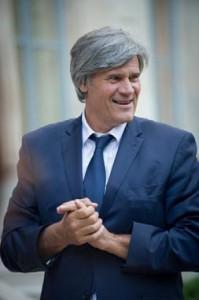 Stéphane Le Foll est ministre de l'Agriculture, de l'agroalimentaire et de la forêt
