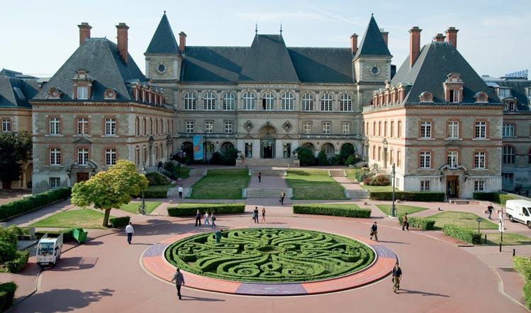 L/OBLIQUE, un nouveau centre pour découvrir le patrimoine de la Cite Internationale Universitaire de Paris