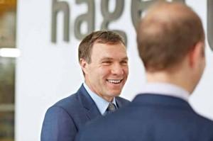 Philippe Ferragu (ESCP 83), membre du Directoire en charge des ressources Groupe Hager © Michael Hudler