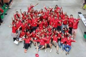L'école engage ses étudiants dans la découverte de l'ensemble des facettes de leur personnalité et de leurs qualités. © EM Strasbourg