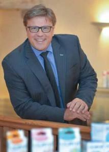 Alain Veuillet, Directeur du Développement officinal et de la Communication de Pierre Fabre Consumer Health Care