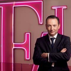 Eric Vincent, (MBA ESSEC 89) Président de Fauchon