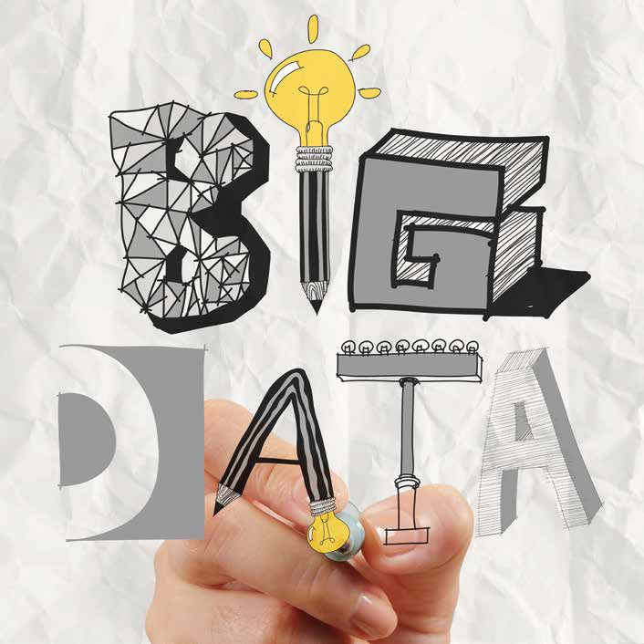 LA RÉVOLUTION DU [ BIG DATA ]