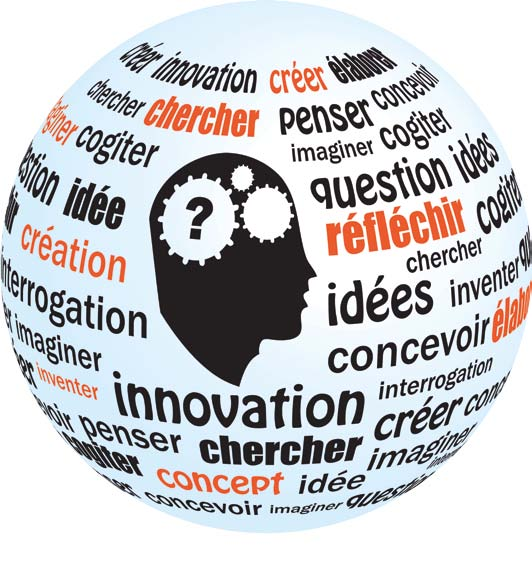 Soyons compétitifs par l'innovation !