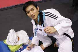 Teddy Teng : La star du Taekwondo tahitien