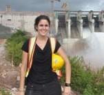 Marie L'Hostis (Mines Nancy 2010), design engineer en génie civil hydraulique chez Tractebel Engineering, Groupe GDF SUEZ