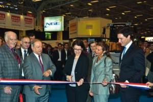 L'édition 2013 du Forum entreprise a été inaugurée par Cécile Duflot, ministre de l'Egalité des territoires et du logement