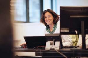 Manuelle Malot, spécialiste de l'emploi à l'international, elle est directeur carrières et prospective de l'Edhec