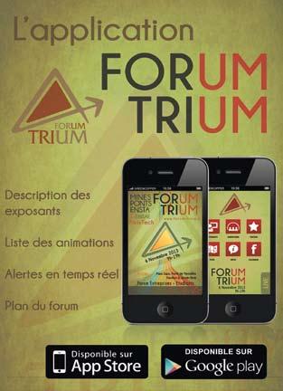 Le Forum Trium : un espace de rencontre privilégié entre élèves et professionnels
