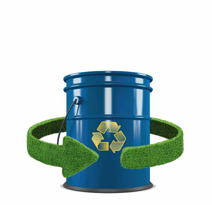 Le besoin d'innovation laisse un champ magnifique à la chimie verte