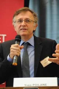 Yves Poilane, directeur de Télécom ParisTech © Fabienne Delattre
