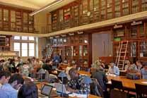 La bibliothèque Garrigou à l'université Toulouse Capitole © Studio tChiz - UT1 Capitole